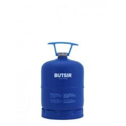 BOTELLA GAS BUTANO ROSCA UNIVERSAL (AZUL) 0,5 kg